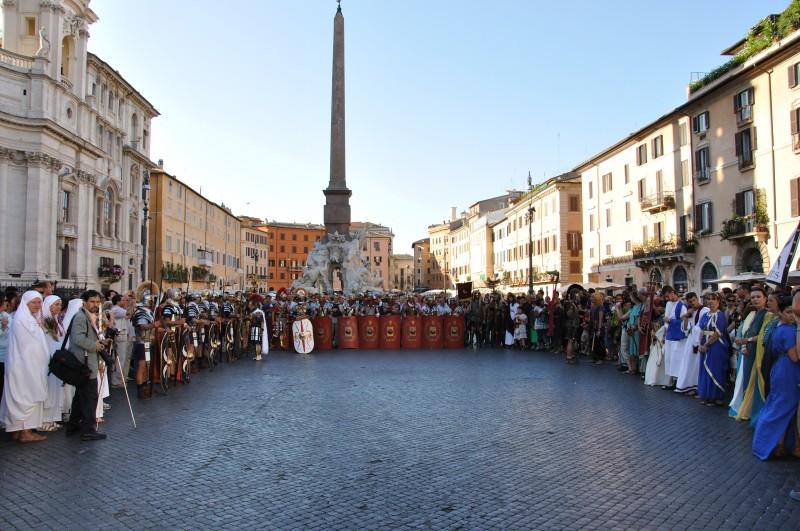 Roma Piazza Navona 2011