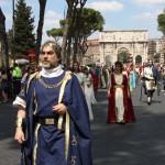 passeggiata romana