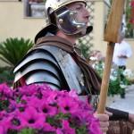 legionario a Villa Giulia