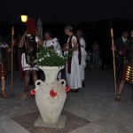 gruppo a Villa Giulia