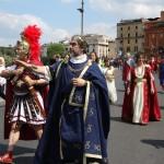 Adriano - Salvius - Sabina a Roma 2011