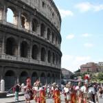 Legio VI Vic - al colosseo