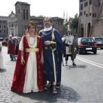 Adriano e Sabina a Roma 2011