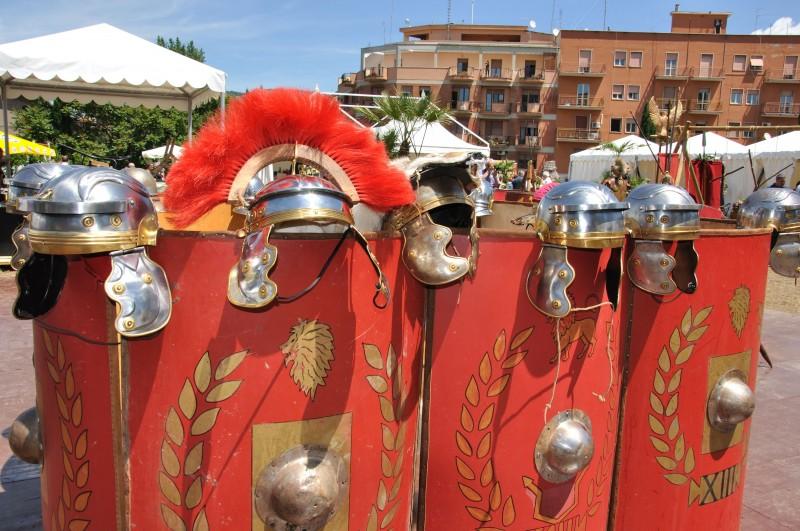 legio XIII -accampamento al Bleso