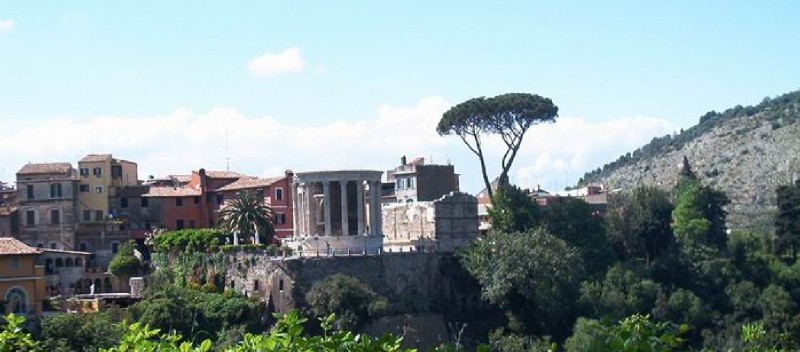 Miti e leggende sull'origine di Tivoli e le sue divinità