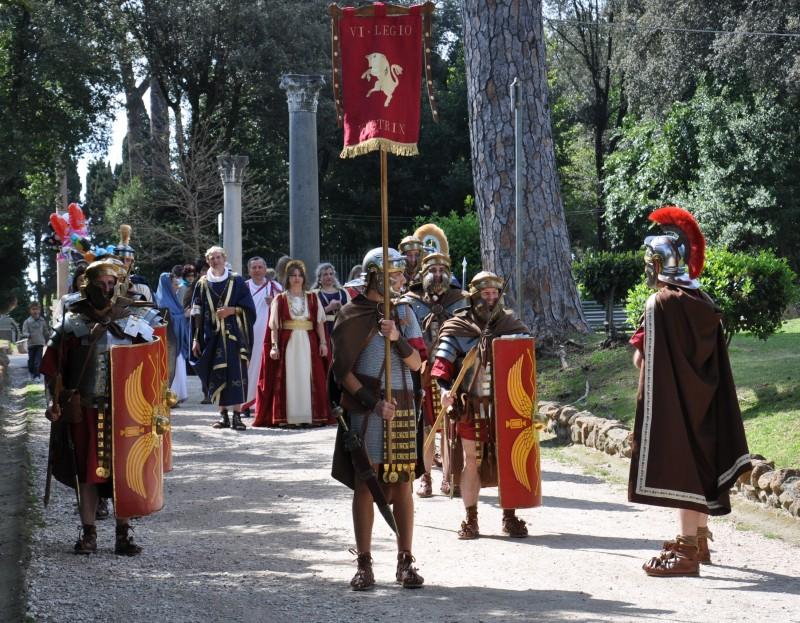 Romae Dies Natalis MMDCCLXV