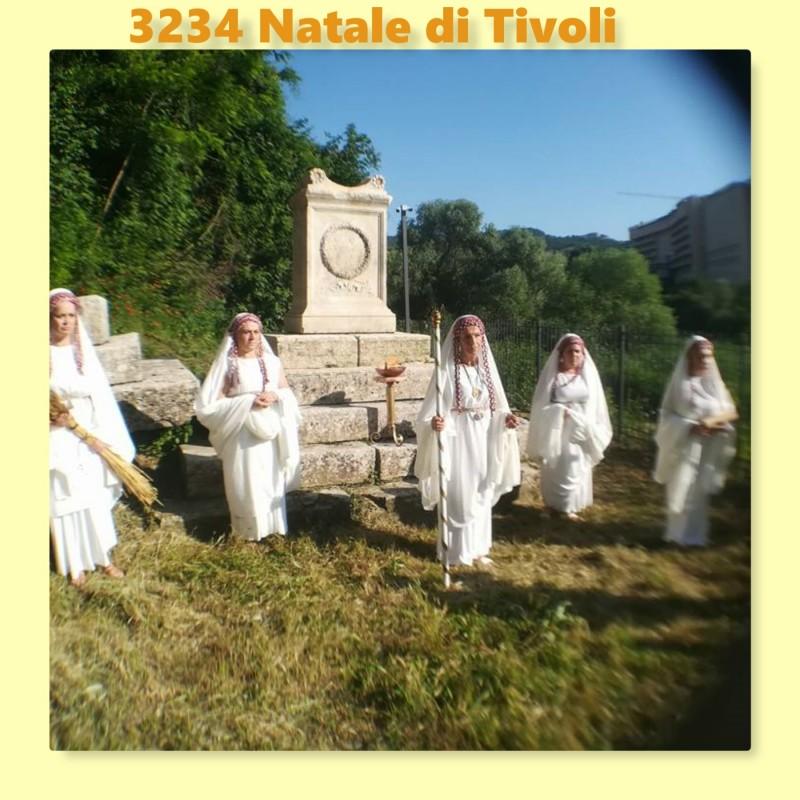 3234° Natale di Tivoli