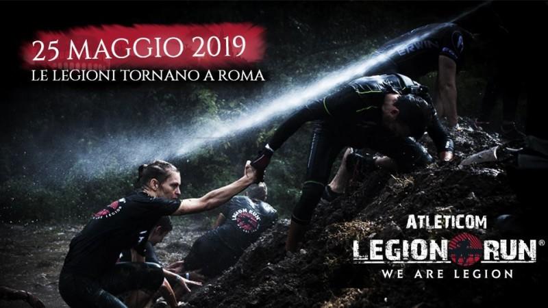 Legion Run a Roma
